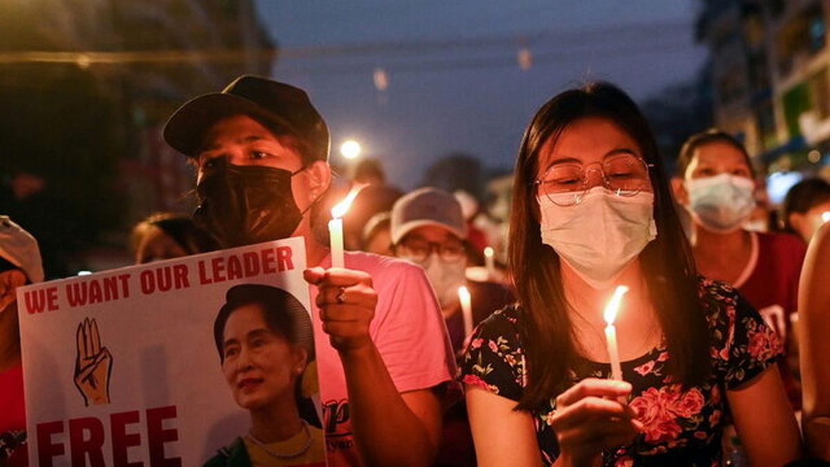 محاکمه آنگ سان سوچی به ۲۴ مارس موکول شد