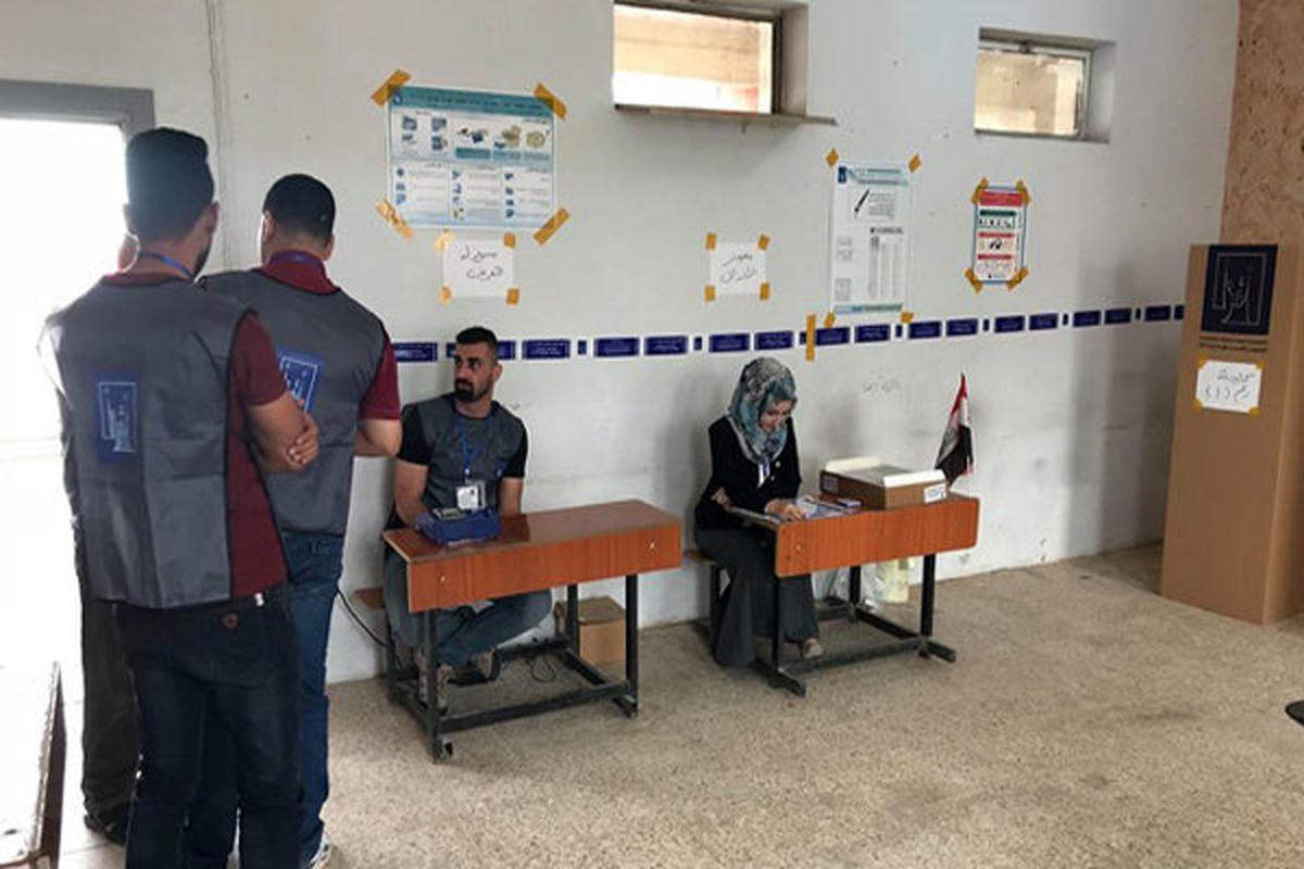 تعویق زمان انتخابات پارلمانی در راستای منافع ملت عراق نیست