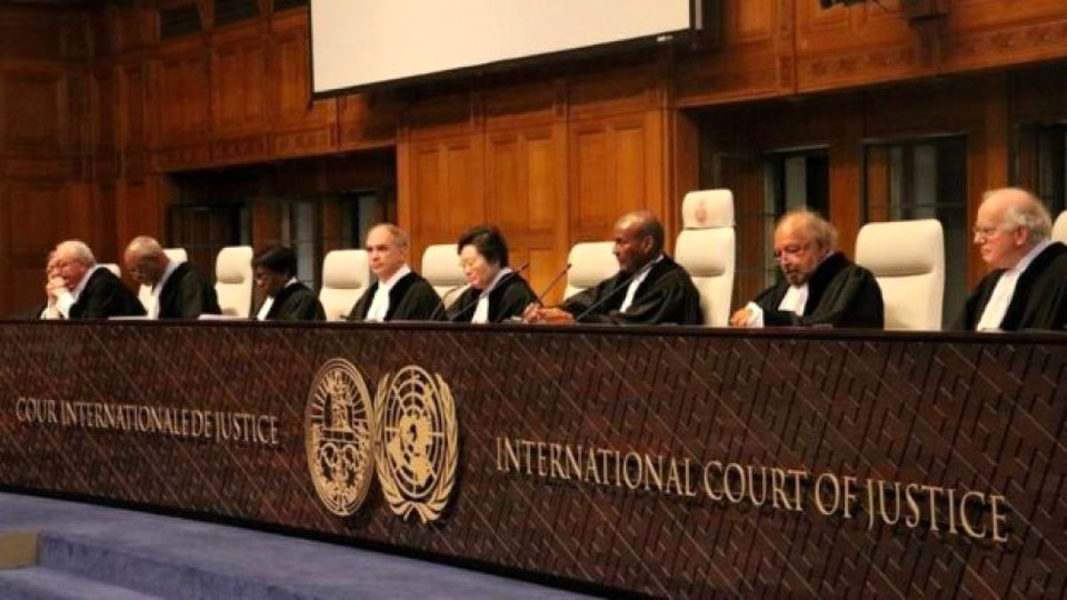 واکنش وزارت خارجه آمریکا به رای دادگاه لاهه به نفع ایران /  این تنها یک رای اولیه است
