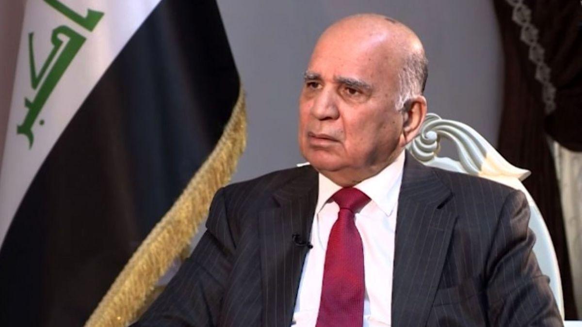 وزیر خارجه عراق وارد عربستان سعودی شد